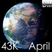3d ma earth april