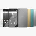Sony Xperia Z 3D models