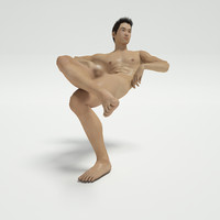 3dsmax sexy nude guy post