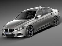 BMW 3-Series M-package Sedan 2016