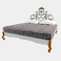 Cafissi 3026 Bed