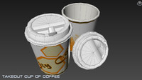 Takeout Cup of Coffee