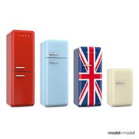 smeg fridges max