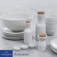 3ds max kitchen villeroy boch artesano