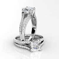 3d model stl ring