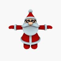 3dsmax printing funny santa