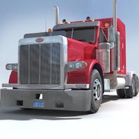 3d truck 03 model