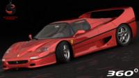 max ferrari f50 1995