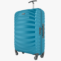 3d model samsonite lite-shock