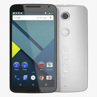 google nexus 6 white ma