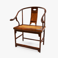 Chinese Wooden Chair