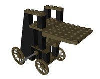 lego siege tower 3ds