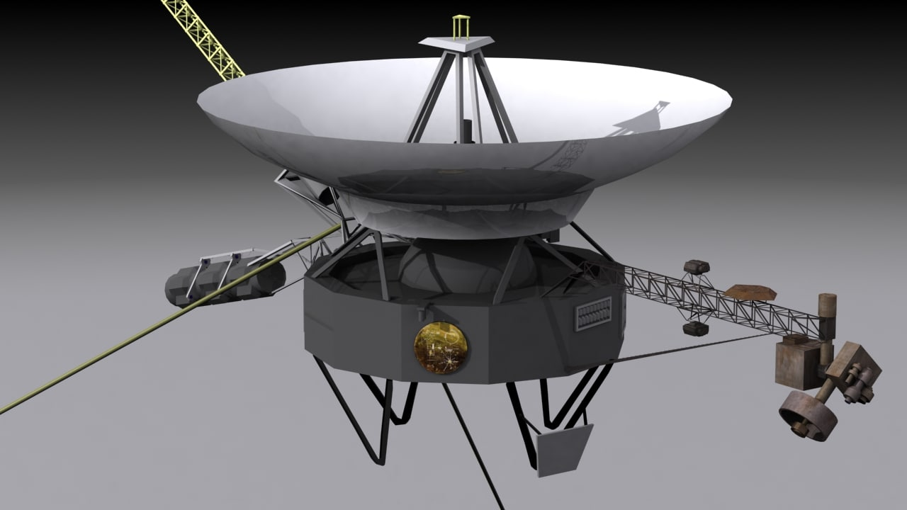 NASA's Voyager Probes Still Healthy After Nearly 4 Decades in Space