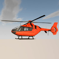 Helicopter With Rotating Blades