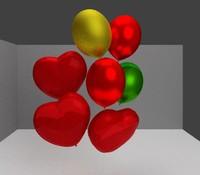 ballons ball 3ds