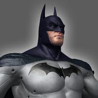 batman bat man 3d x