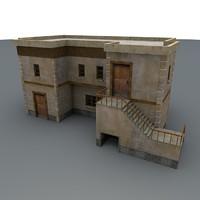 3ds max desert house games