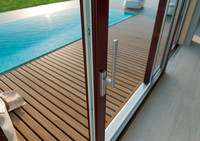Double Patio Sliding Door
