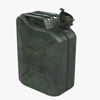 3ds max jerrycan world
