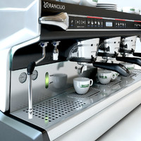 professional coffee machine rancilio max