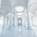 religious spaces 3D models