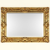 Classic style mirror