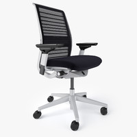 maya steelcase think office chair