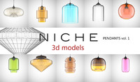 NICHE modern pendants collection vol 1