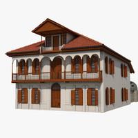 Traditional Ottoman (turkish)  House ADANA