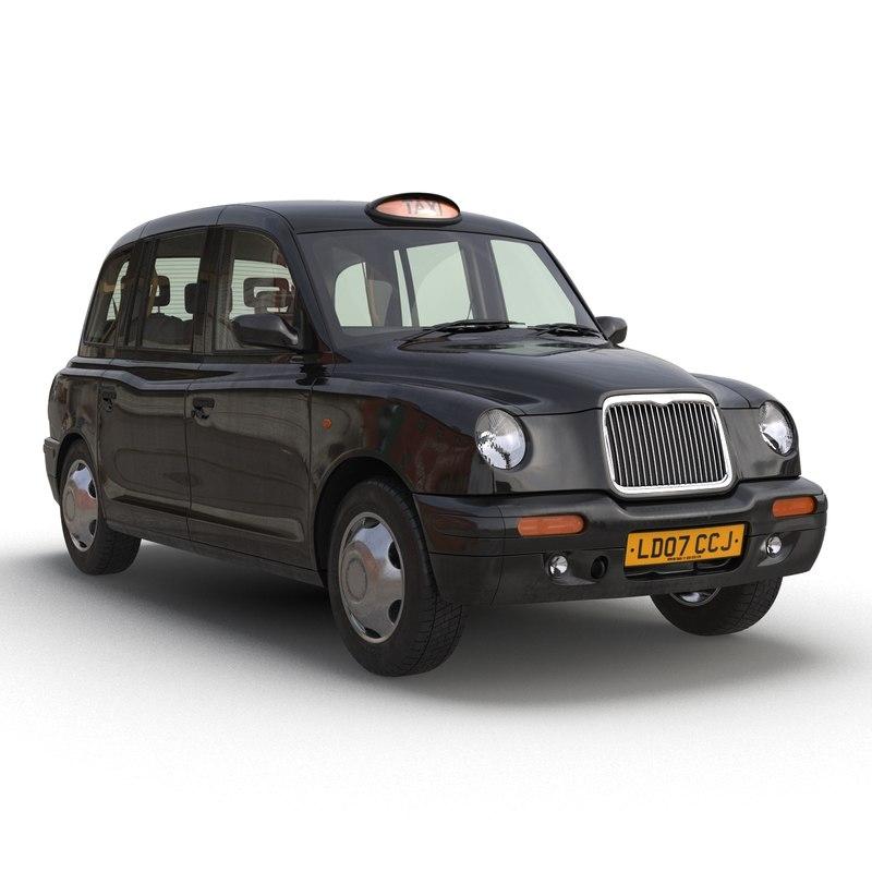 3d model of London Cab TX1 01.jpg