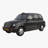 max london cab tx1