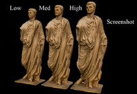 Julius Ceasar Statue