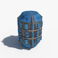 max sci-fi container