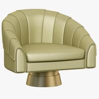 delightfull betania armchair 3d max