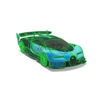 3d veyron granturismo model