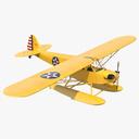 seaplane 3D models