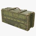 military case 3D models