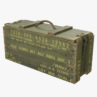 Ammo Crate Green