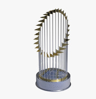 World Series Baseball Trophy