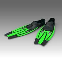 flippers 3d x