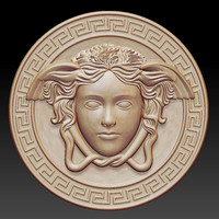 Gorgon medusa greek sculpture