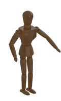 artist dummy 3d model