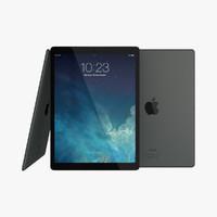 apple ipad pro - obj