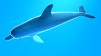 dolphin animate 3d wrl