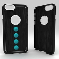 3d obj phone body case