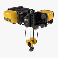 3ds max overhead crane trolley