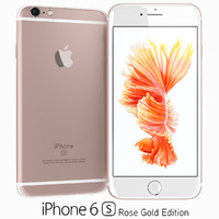 apple iphone 6s 3d 3ds