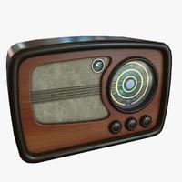 3dsmax radio pbr