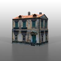 3ds max house polish