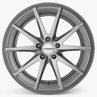 3d model of rim vossen
